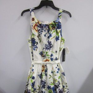 Chette B Floral Dress